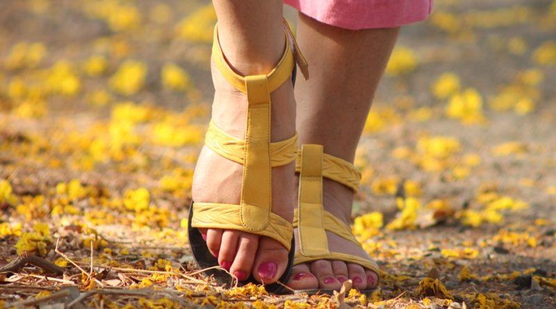 Módní obuv 2017