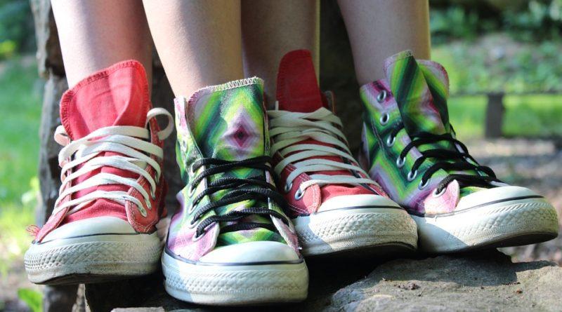 Jaké boty se nyní nosí
