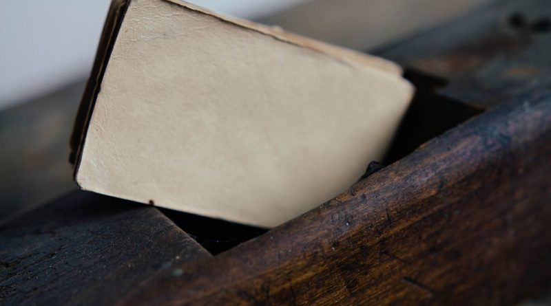 Dřevo jako součást módního světa