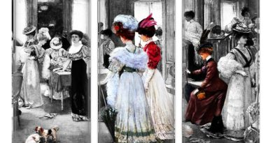 viktoriánská móda