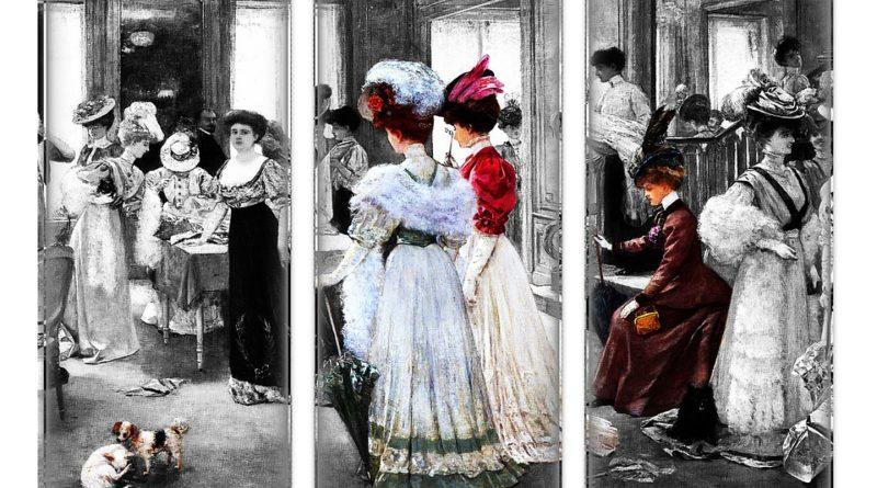 Aktuální trendy: Viktoriánské krajky i nařasený pytel