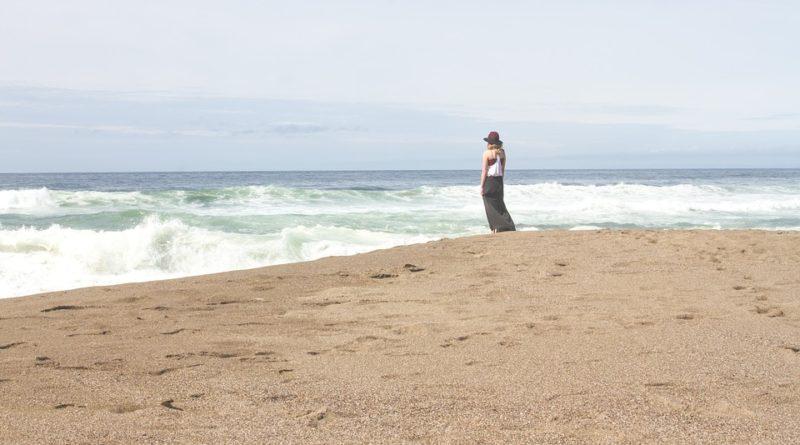 stylové plážové šaty