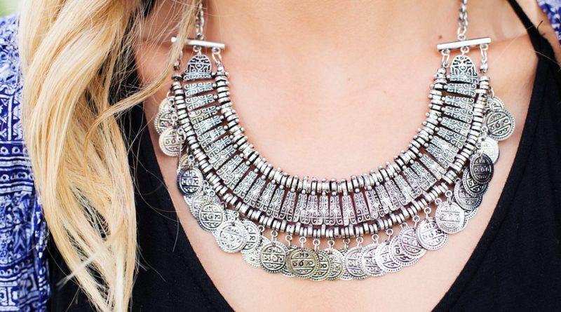 Doplněk v podobě náhrdelníku