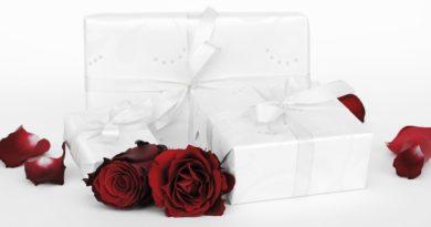 Dárek pro ženu na Valentýna