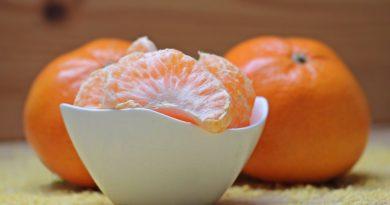 Mandarinky snižují cholesterol