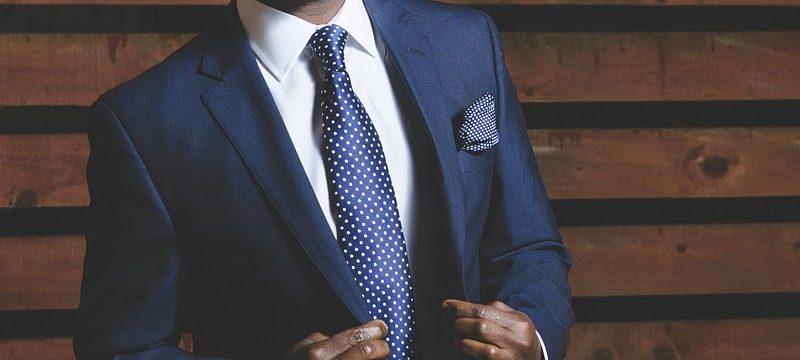 I kravata má svá pravidla