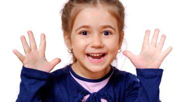 náušnice pro holčičky