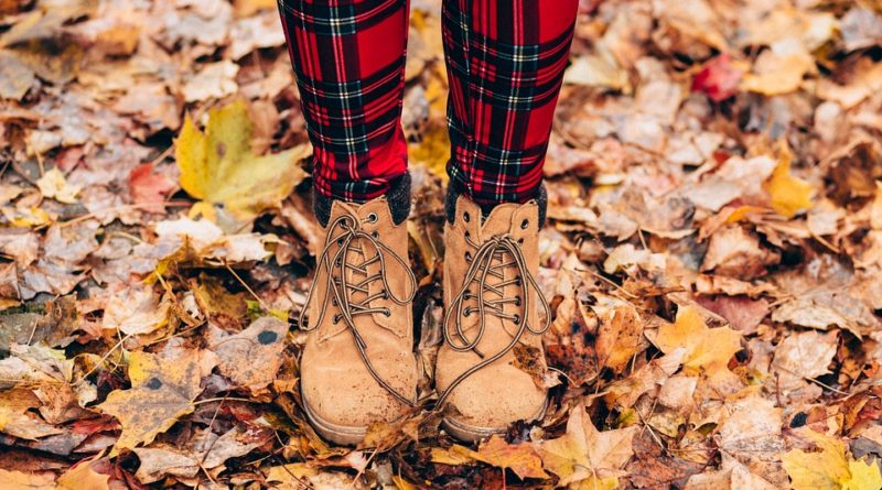 Trendy podzimní boty