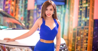 Modrá móda