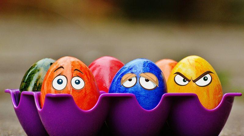 Zajímavé, až bizarní velikonoční zvyky, s nimiž se můžete setkat